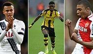 Büyük Olasılıkla Gelecekte Yeşil Sahaların Efendisi Olacak En İyi 20 Genç Futbolcu