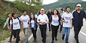 Öne Çıkan Başlıklar ve Fotoğraflar ile Adalet Yürüyüşü'nde 8'inci Gün