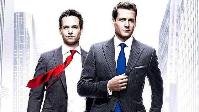 7. Suits (2011–)    IMDb 8.7