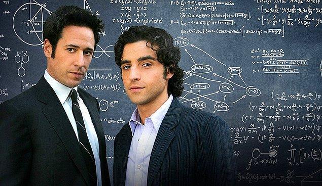 26. Numb3rs (2005–2010)    IMDb 6.9