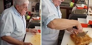 15 Yaşından Beri Börek Açan 85 Yaşındaki Ali Amcayla Tanışın!