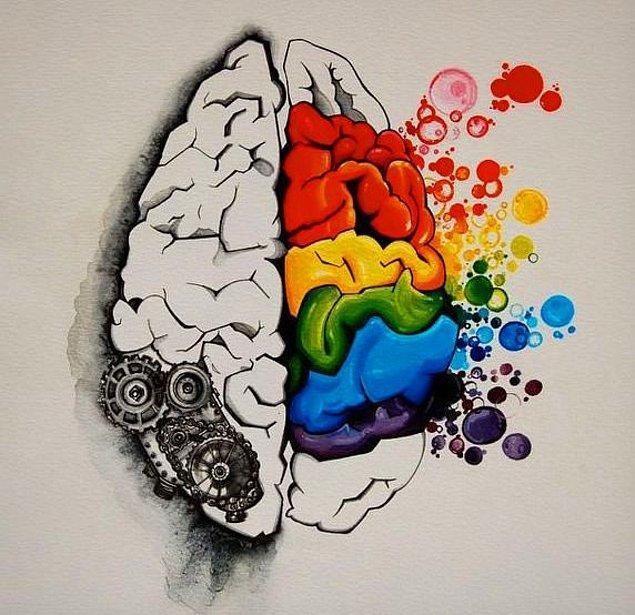 Beynin senin aynan!