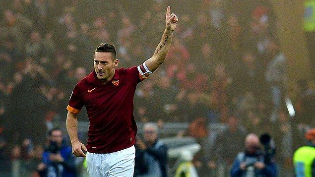4. Francesco Totti