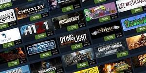 Steam'de Çılgın Yaz İndirimleri Başladı: İnanılmaz Fiyatlara Alabileceğiniz 12 Oyun
