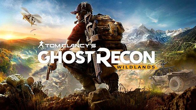 2. Tom Clancy's Ghost Recon Serisi