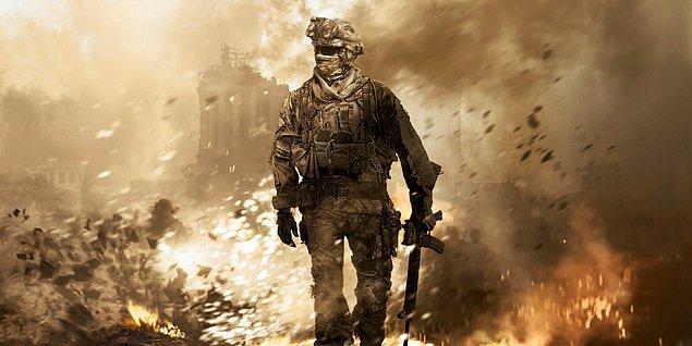 3. Call of Duty (seri)