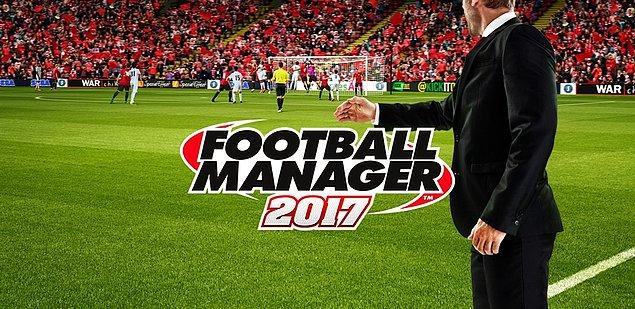 5. Football Manager 2017