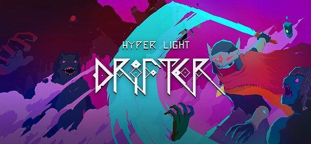 7. Hyper Light Drifter
