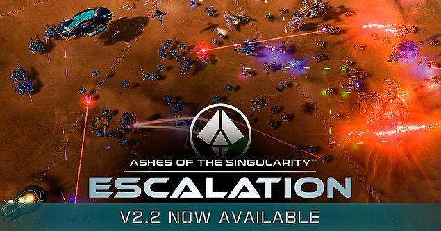 11. Ashes of the Singularity: Escalation