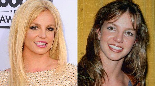 23. Britney Spears