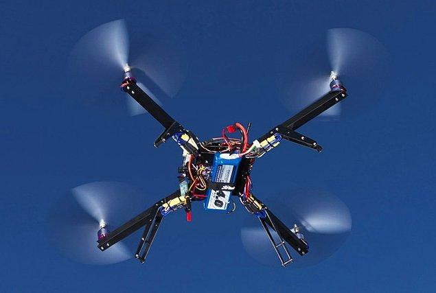 """Peki, nedir bu """"drone""""?"""