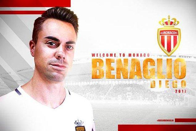 94. Diego Benaglio ➡️  Monaco
