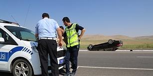 Bayram Tatilinin 2 Günlük Acı Bilançosu: Yaşanan Trafik Kazalarında 34 Kişi Öldü, 234 Kişi Yaralandı
