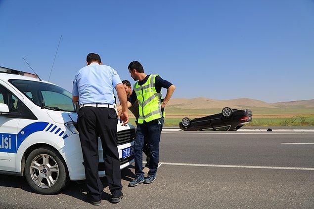 23 Haziran Cuma: 6 kazada 1 ölü, 20 yaralı