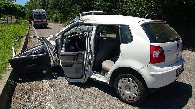 25 Haziran Pazar: 16 kazada 15 ölü, 103 yaralı