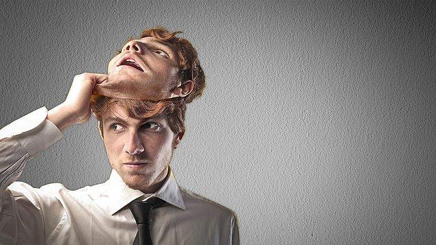 6. Blöflere karşı ayna tekniğini uygulayın.
