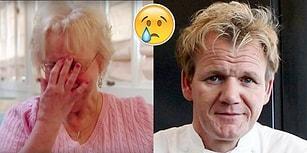 Gordon Ramsay'nin Dükkanında Yaptığı Değişiklikleri Beğenmeyip Ağlayan Restoran Sahibi