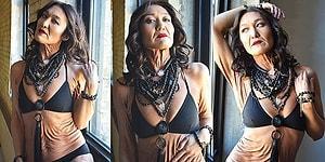 Olduğundan Çok Daha Yaşlı Gözüken Kadın: Sara Geurts