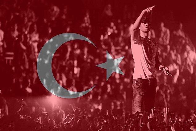 16. Tam bir Türkiye aşığı
