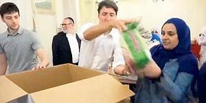 Kanada Başbakanı Justin Trudeau, Bayram Kolisi Hazırladı!