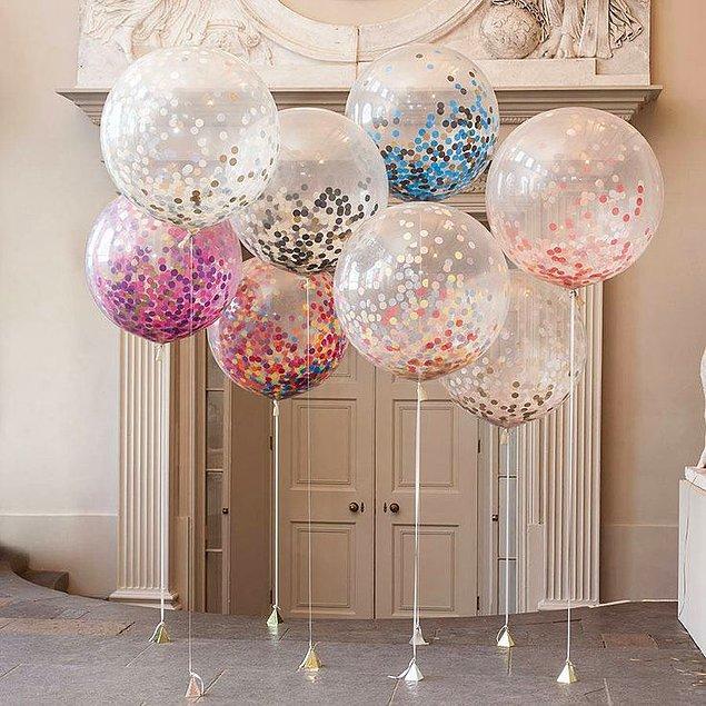 Günümüzde artan balon çeşitliliği, balon tasarımcılığı denilen mesleğe ön ayak oldu.