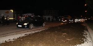 Adalet Yürüyüşü'nde 13. Gün: Kılıçdaroğlu'nun Kamp Yapacağı Alanın Önüne Gübre Döktüler...