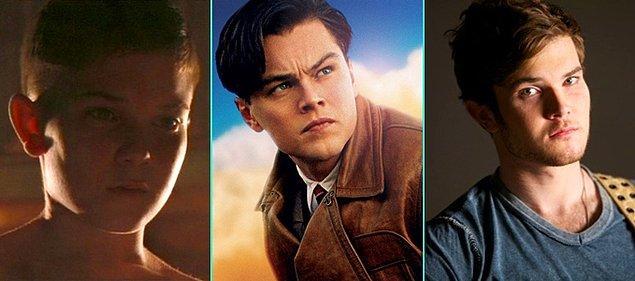 2. The Aviator (2004)   Jacob Davich - Leonardo DiCaprio - Jacob Davich (Günümüz)