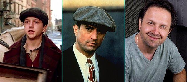 5. Bir Zamanlar Amerika'da (1984)   Scott Schutzman Tiler - Robert De Niro - Scott Schutzman Tiler (Günümüz)