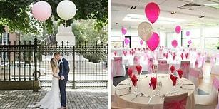 Önümüzdeki Yaz Düğünlerinin Vazgeçilmezi Olacak Bütçe Dostu ve Eğlenceli Balon Trendi
