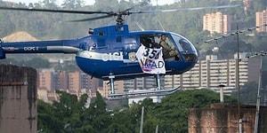 Venezuela'da Yüksek Mahkeme Binasına Saldırı: Bir Polis Helikopterinden 'En Az 4 El Bombası Atıldı'