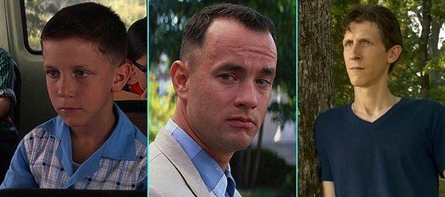 15. Forrest Gump (1994)   Michael Conner - Tom Hanks - Michael Conner (Günümüz)