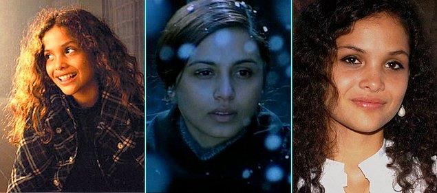 17. Black (2005)   Ayesha Kapoor - Rani Mukerji - Ayesha Kapoor (Günümüz)