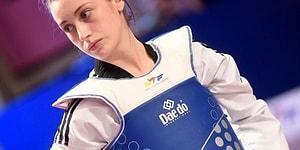 İlk Kez Katıldığı Dünya Tekvando Şampiyonası'nda Altın Madalya Kazanan Milli Sporcumuz Zeliha Ağrıs