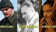Atatürk Rolünde Oynayarak Ekrandaki En Asil Duruşunu Sergilemiş 16 Oyuncu