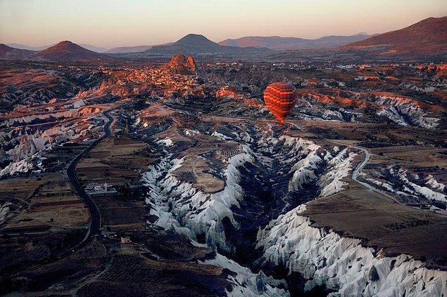 2. Kapadokya, Türkiye