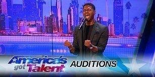 Amerika Yetenek Yarışmasında Whitney Houston'ın 'I Have Nothing' Şarkısına Muhteşem Cover