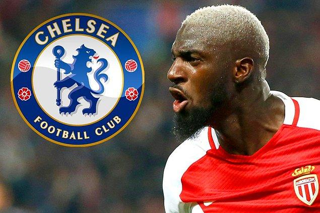 1. Tiemoue Bakayoko 🔥 Monaco ➡️ Chelsea