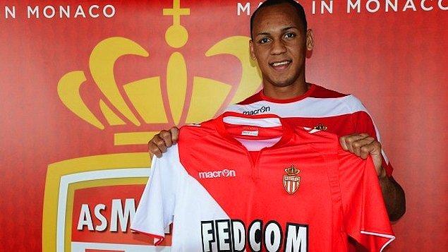 3. Fabinho 🔥 Monaco ➡️ Manchester United