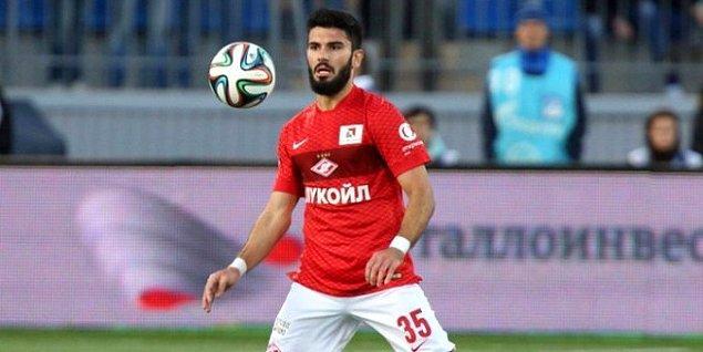 13. Serdar Taşçı 🔥 Spartak Moskova ➡️ Trabzonspor