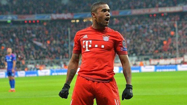 19. Douglas Costa 🔥 Bayern Münich ➡️ Liverpool