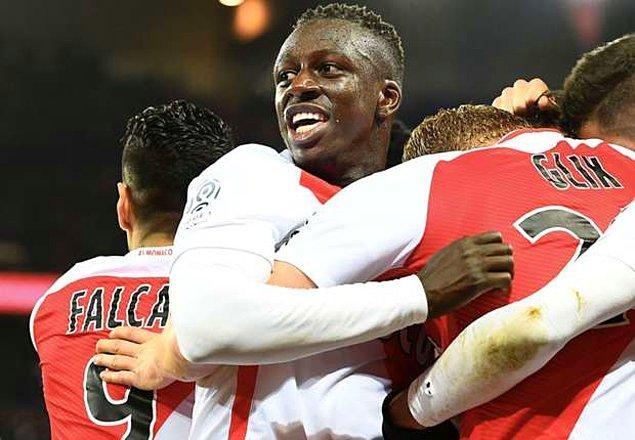 23. Benjamin Mendy 🔥 Monaco ➡️ Manchester City