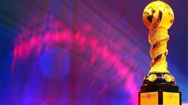 FIFA Konfederasyonlar Kupası, her 4 yılda bir FIFA tarafından organize edilen futbol turnuvasıdır.