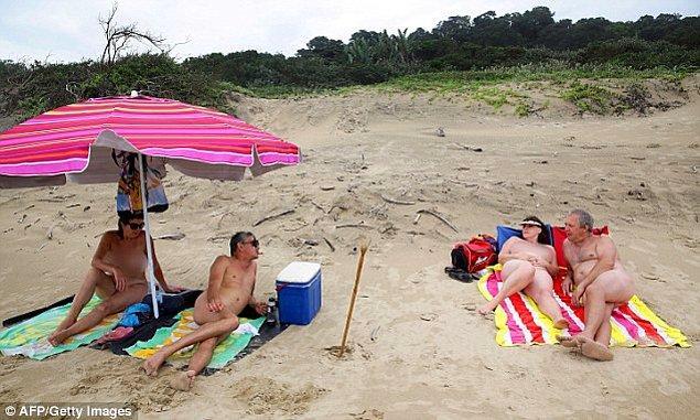 5. Hatta sadece plaj değil, çıplaklar otelleri de açılmaya başladı. Şu an dünyanın birçok ülkesinde bu anlayışı benimseyen oteller var.