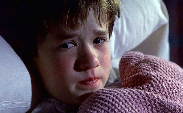 The Sixth Sense!