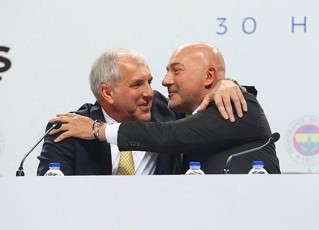 """Obradovic: """"Burası benim için en güzel yer"""""""