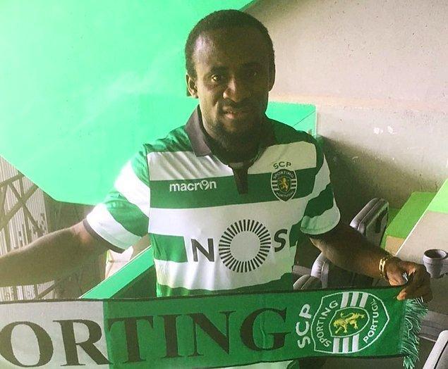 79. Seydou Doumbia ➡️  Sporting Lizbon