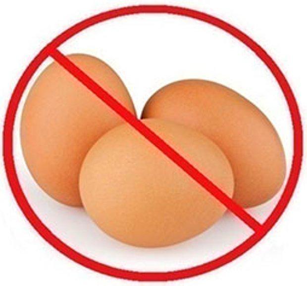 Ben yumurta yemem.