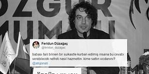 Özgür Mumcu'nun 'Adalet Yürüyüşü' Tweetine Çirkin Yanıt Sosyal Medyanın Gündeminde