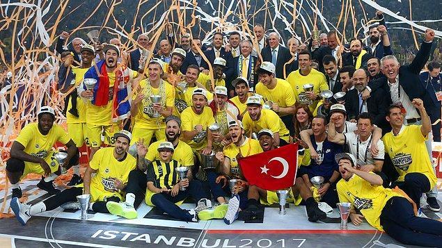 12. Fenerbahçe'nin başarısı bir mücadelenin sonu değil, başlangıcı olmalı.