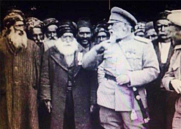 1925'in ilk aylarında patlak veren Şeyh Sait İsyanı genç Cumhuriyeti büyük bir krizin içerisine sokuvermişti.